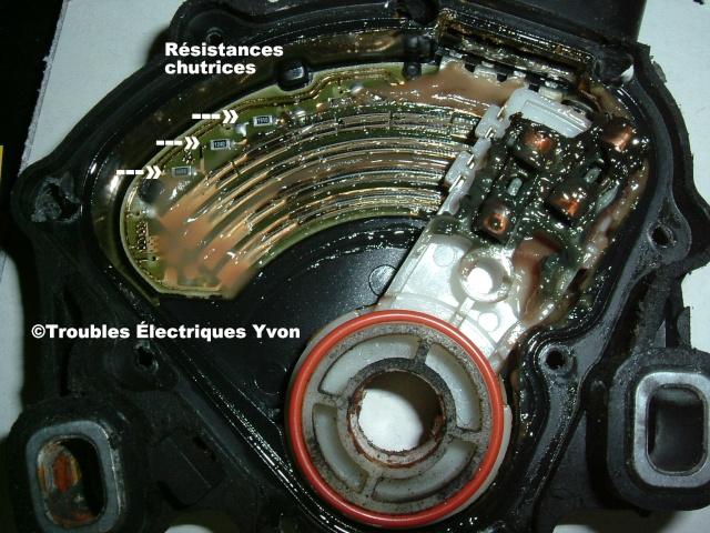 Windstar 1998 3.8L interrupteur de positionnement Dscf2313