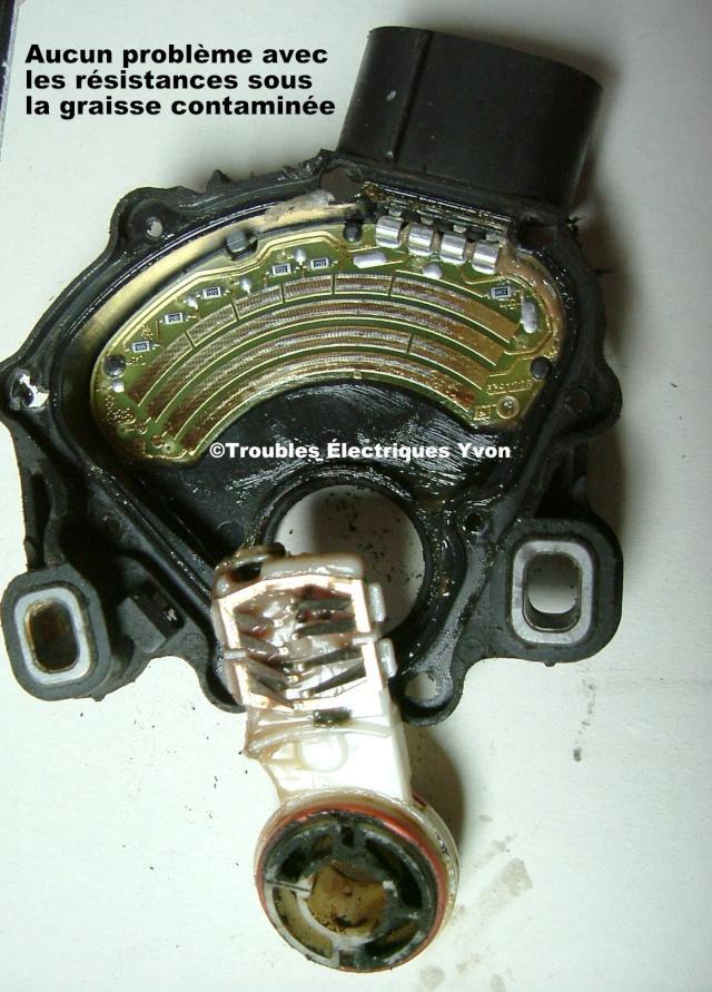 Windstar 1998 3.8L interrupteur de positionnement Dscf2314