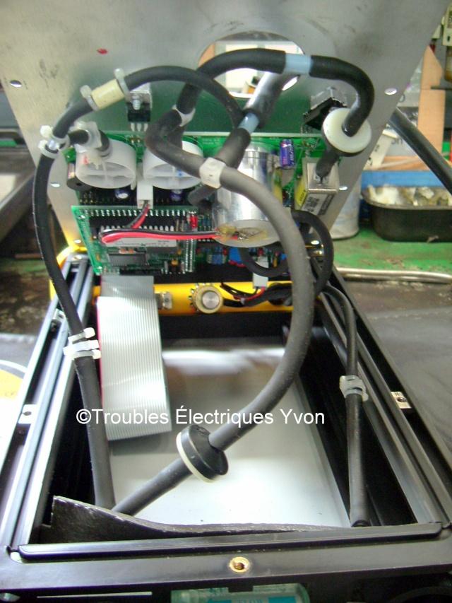 Réparation d'identificateur de fréon Yokogawa GA500 Identi12