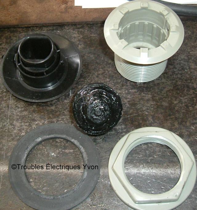 Réparation d'identificateur de fréon Yokogawa GA500 Identi13