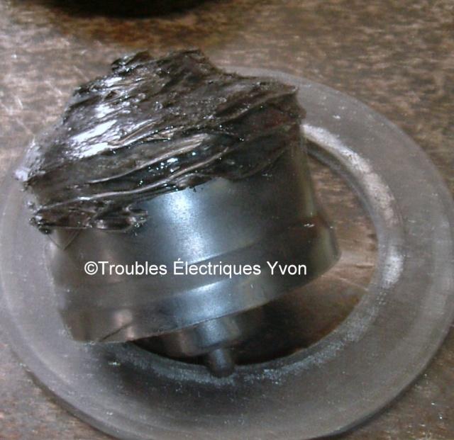 Réparation d'identificateur de fréon Yokogawa GA500 Identi14