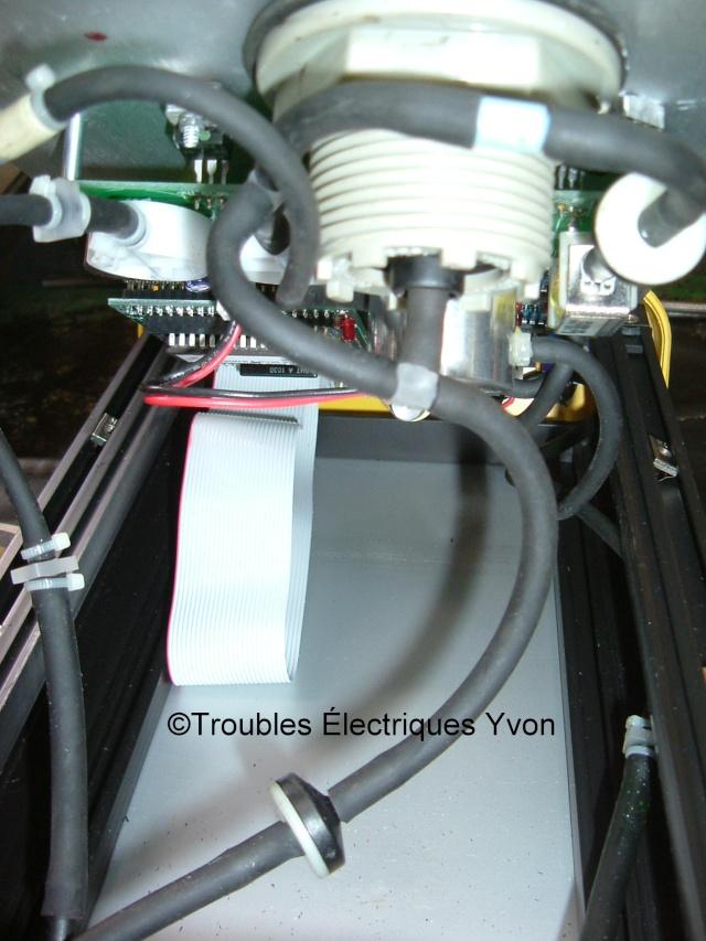 Réparation d'identificateur de fréon Yokogawa GA500 Identi16