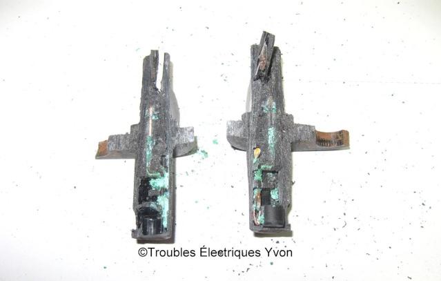 Capteur abs magnéto résistif Ford / Tone wheel Mazda démontés, roue encodée Img_1315