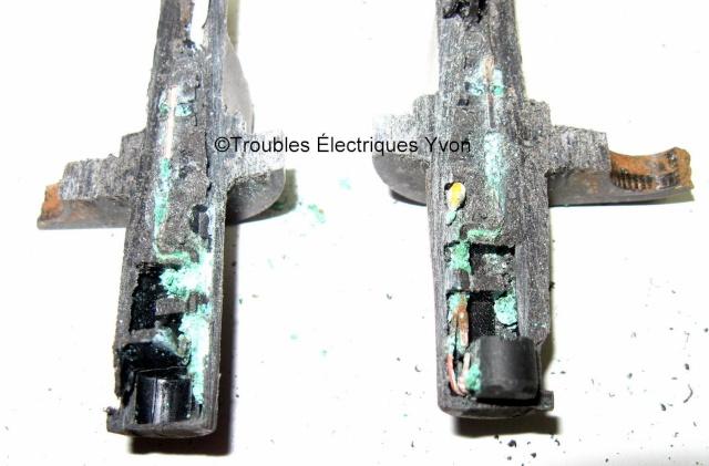 Capteur abs magnéto résistif Ford / Tone wheel Mazda démontés, roue encodée Img_1316