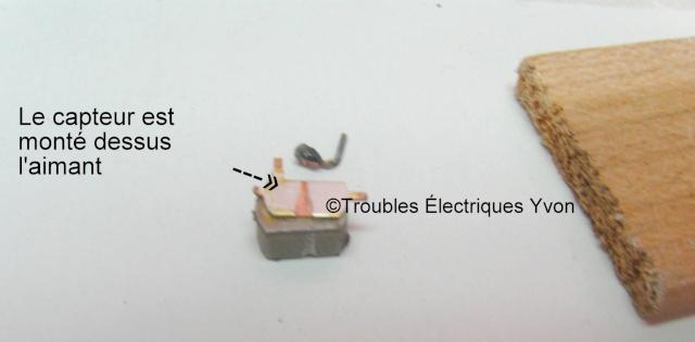 Capteur abs magnéto résistif Ford / Tone wheel Mazda démontés, roue encodée Img_1411