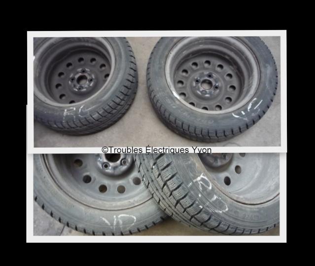 Écrire l'emplacement des pneus, :)) Lumix10