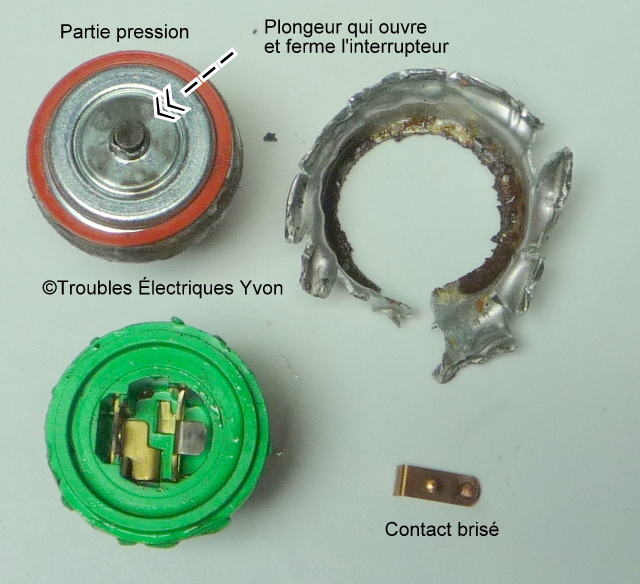 Focus SVT 2003, 2L PPS démonté P1060411