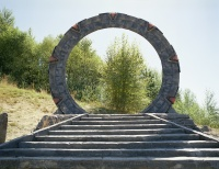 Stargate von paperlaul.blogspot 200px-10