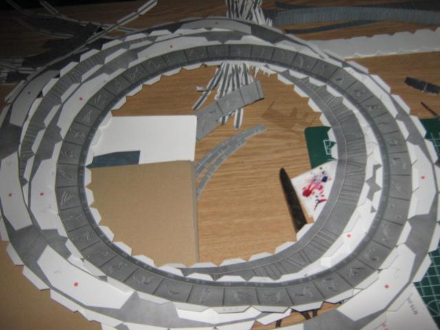 Stargate von paperlaul.blogspot Sg2610