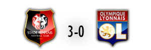 [3-0] Stade Rennais - Lyon Rennes10
