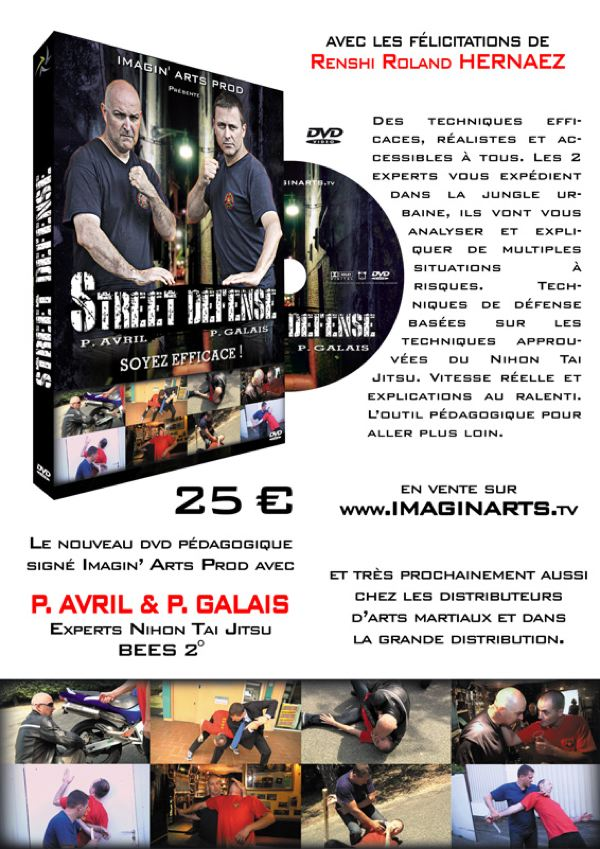 "DVDs: Le NTJ version ""street-défense"" bientôt disponible! A4_str10"