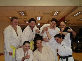 Canada: Le Nihon Tai-Jitsu s'exporte avec succès! Canada10
