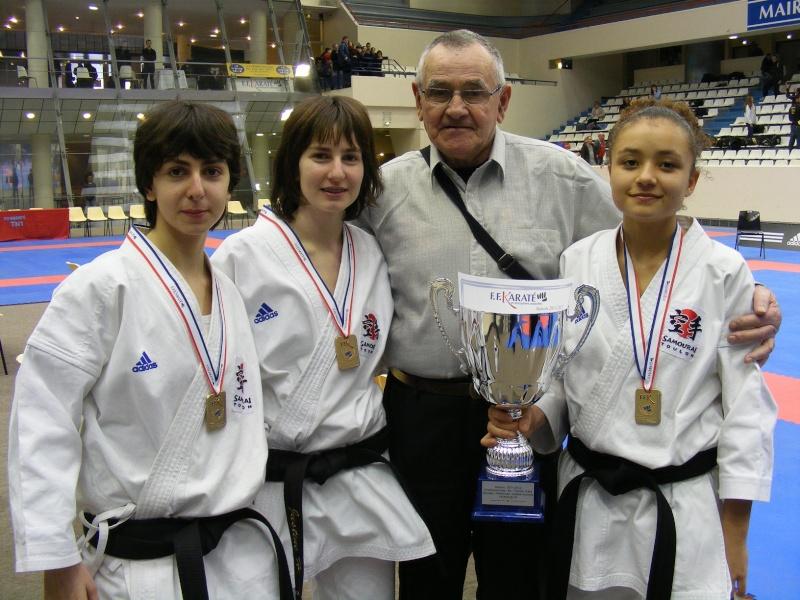 Des championnes de France dans la famille Revers Hellec10