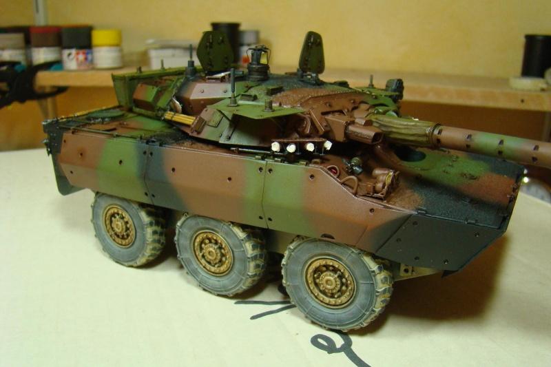 AMX 10 RCR - Version afghanistan -  - Page 2 Dsc05512