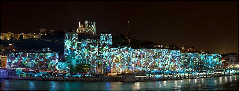Lyon fête des lumières 2012 Lyonlu17