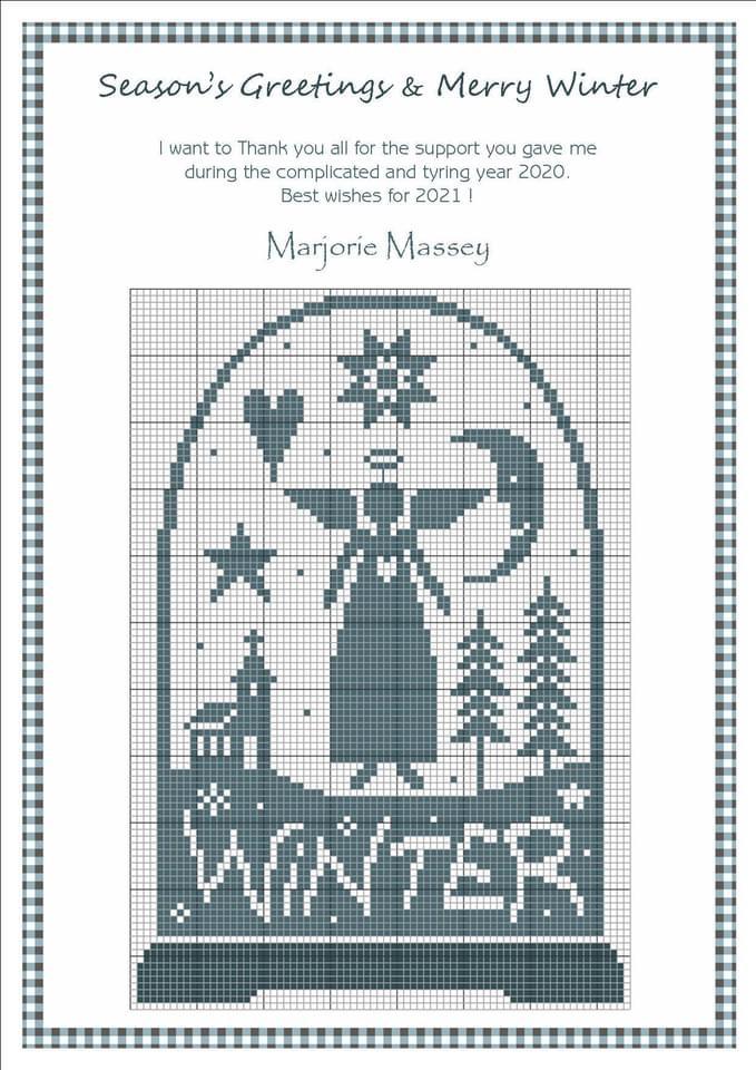 Frees hiver de ....Marjorie Massey  20a18510