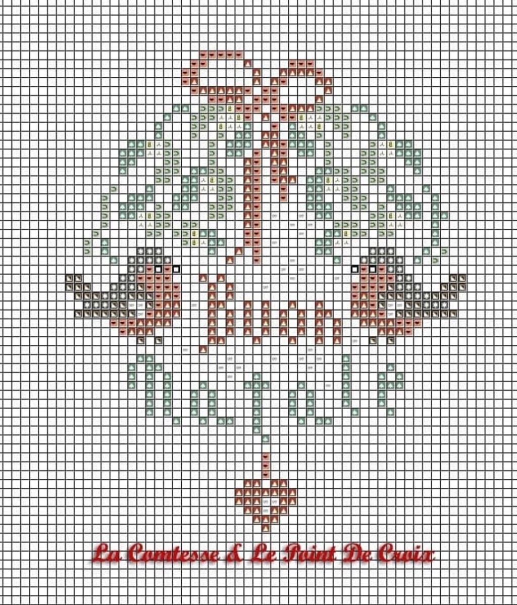 Free Noël .....chez la Comtesse et le Point de Croix  5b123310