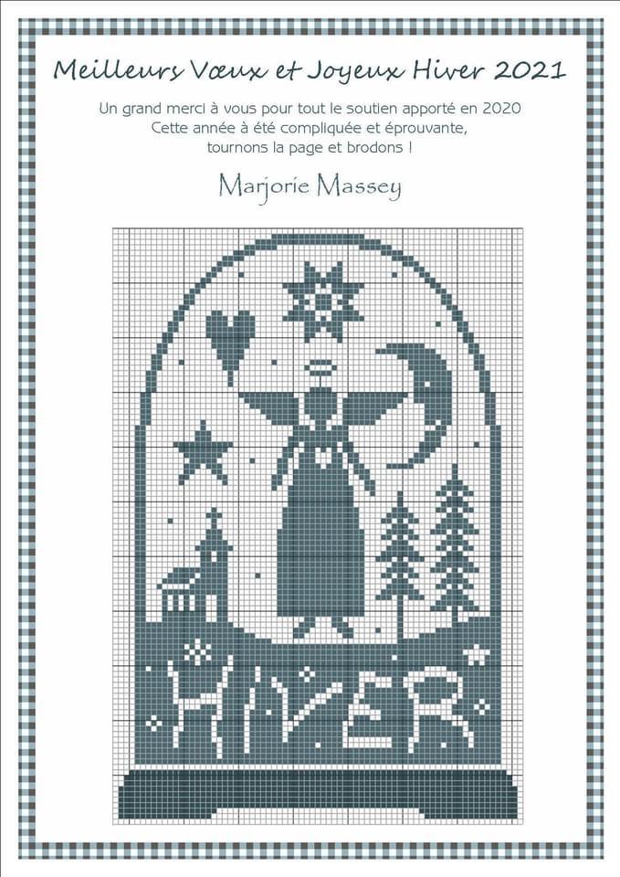 Frees hiver de ....Marjorie Massey  63318910