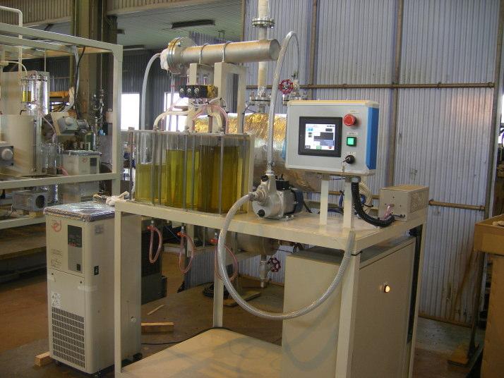 Combustible a partir de plástico Plasti12