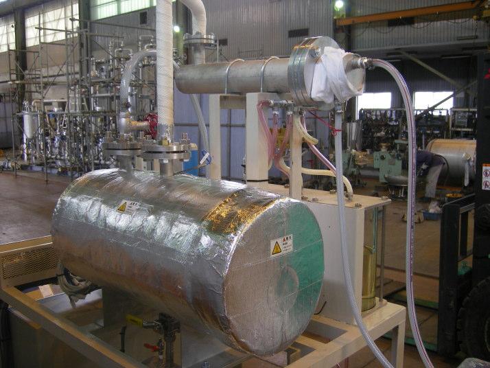 Combustible a partir de plástico Plasti13
