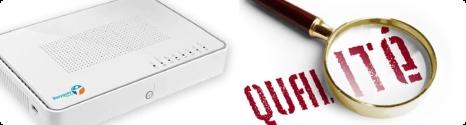 La qualité de service sur Bbox au 1er trimestre 2011 pour le Fixe 13095410