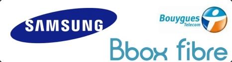 Samsung développe les prochaines Bbox Fibre 13160210