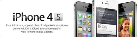 [MAJ] L'iphone 4S sur le site de Bouygues Telecom 13179810
