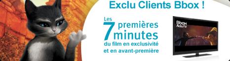 """7 premières minutes du film  """"Le Chat Potté""""  en exclu sur Bbox 13213810"""
