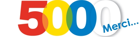 Bienvenue au 5000ème membre et merci aux 4999 autres... 13260210