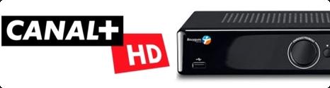 Les chaines de Canal+ HD disponible sur Bbox ADSL 13270710