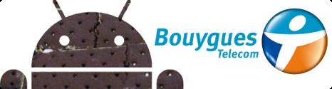 Mises à jour des terminaux Bouygues Telecom vers  Android 4.0 13314010