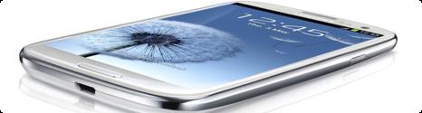 Le Samsung Galaxy SIII disponible chez Bouygues Telecom et B&YOU 13384110