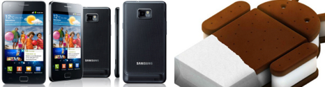 Samsung Galaxy SII enfin sous ICS chez Bouygues Telecom 13394010