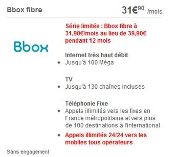 """Bbox Fibre """"série limitée"""" joue les prolongations Bboxfi10"""