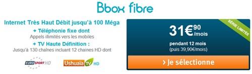 """Bbox Fibre """"série limitée"""" joue les prolongations Bboxfi11"""