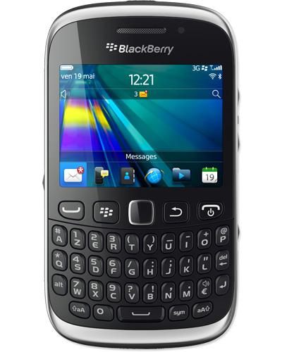 BlackBerry Curve 9320 à partir de 1€ chez Bouygues Telecom Blackb12