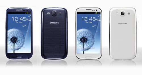 Le Samsung Galaxy SIII disponible chez Bouygues Telecom et B&YOU Gs310
