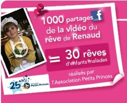 Fondation Bouygues Telecom organise l'opération Rêves de Noël Revede10