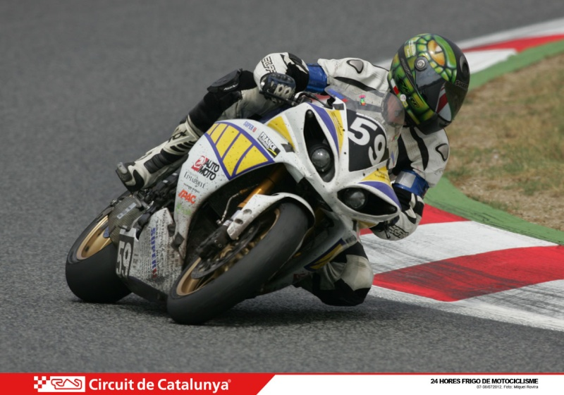 [Endurance] 24 h de Barcelone 2012 12070811