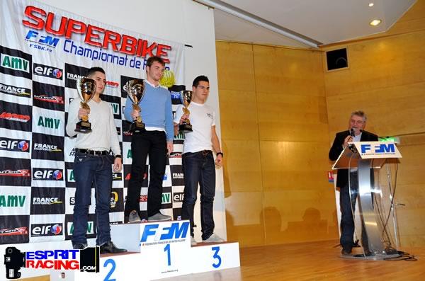 [FSBK] Remise des prix FFM 20120110