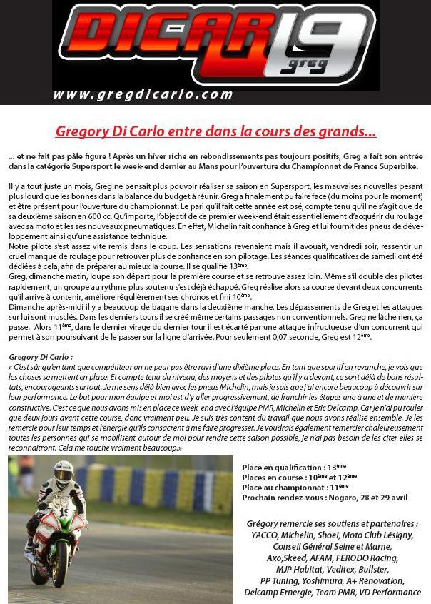 [FSBK] Le Mans, 1er avril 2012 - Page 6 Greglm10