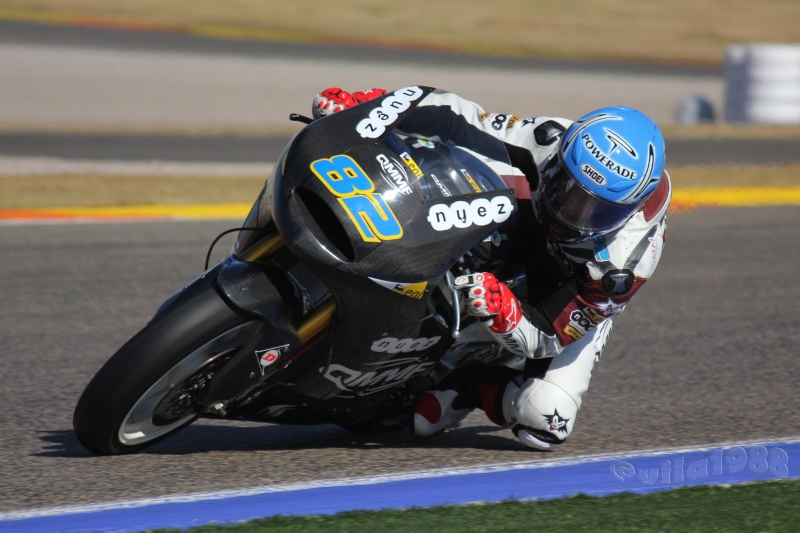 [Moto2 et Moto 3] Test Valencia du 8-10 février 2012 Rossel10