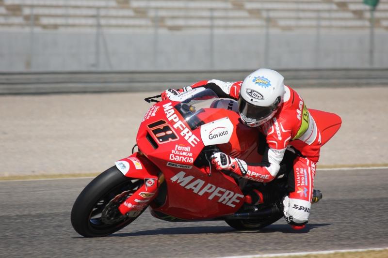 [Moto2 et Moto 3] Test Valencia du 8-10 février 2012 Terol10