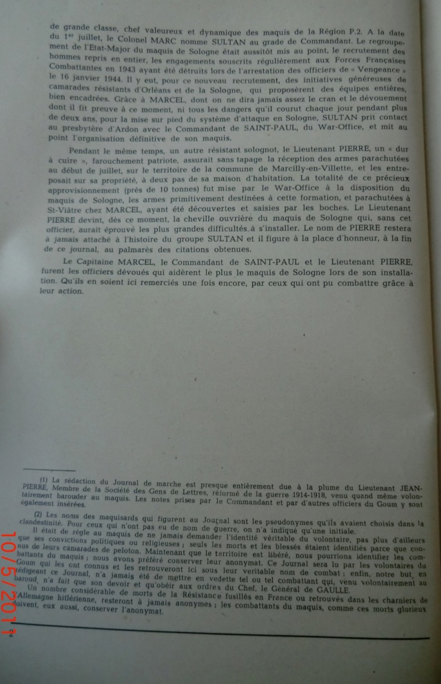 Paul Lorin et Maquis de Sologne Cimg1313