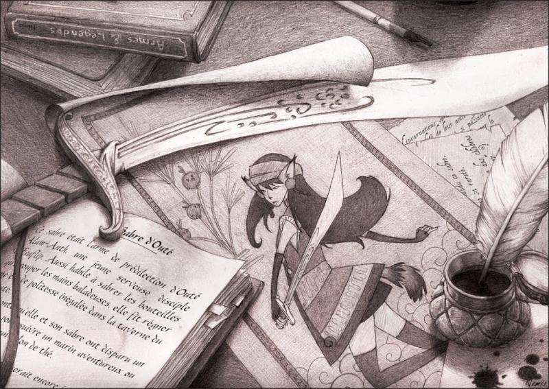 [Animation] L'incarnation de l'art. Partic12