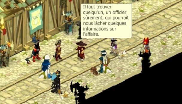 [Event] La Chute Blanche. Partie10