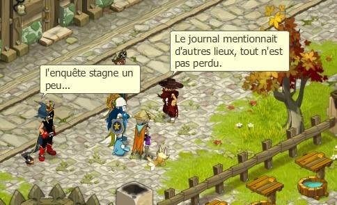 [Event] La Chute Blanche. Partie13