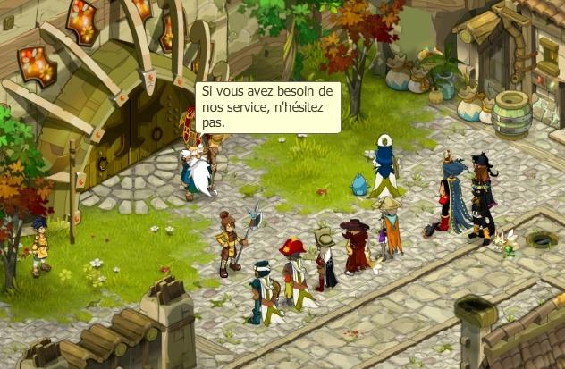 [Event] La Chute Blanche. Partie15