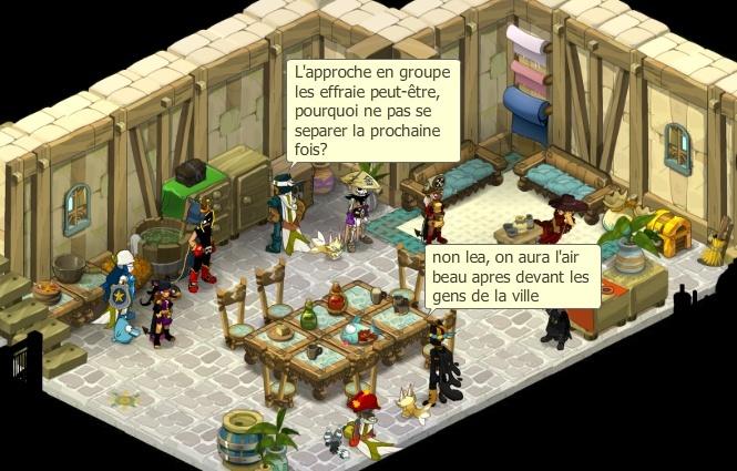 [Event] La Chute Blanche. Partie16