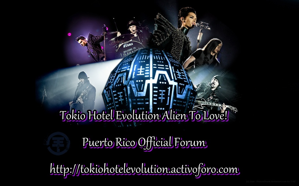 Tokio Hotel Evolution! ALIENS TO LOVE